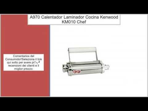 A970–Calentador a Pate/laminador para robot de cocina Kenwood KM010Chef