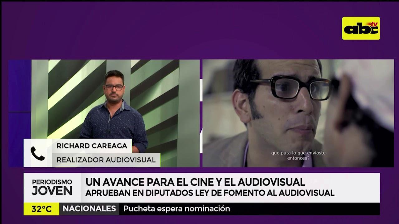 Avance para el gremio del audiovisual en Paraguay