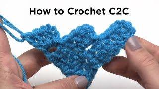 Video How to Crochet Corner to Corner MP3, 3GP, MP4, WEBM, AVI, FLV Juli 2018