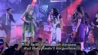 Medley Pentecostal - DVD Centenario - Cassiane Lauriete Elaine De Jesus E Damares - Ao Vivo