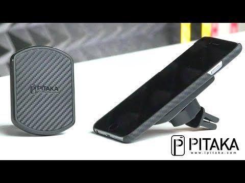 Premium Wireless Charging Car Mount (видео)
