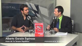 """Alberto Garzón: """"La TV ayudó a Podemos, pero eso no es determinante y si no mira lo que le pasó a Mario Conde"""""""