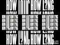 How long (remix)Feat. French Montana