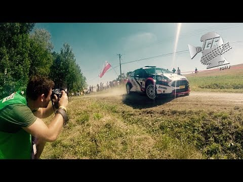 ERC & RSMP 26° Rally Rzeszow 2017 | HIGHLIGHTS (Max Attack & Mistakes) by GRB