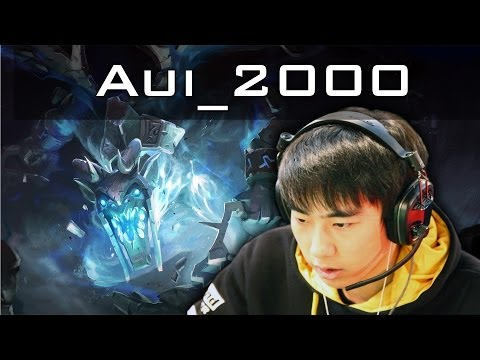 Dota 2 - Aui_2000 Visage | Cloud9 vs Virtus.pro