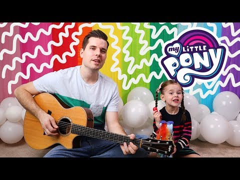 TIME TO BE AWESOME!! - My Little Pony Song - Thời lượng: 2 phút, 33 giây.
