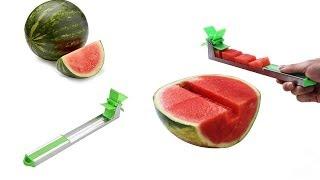 Kitchen Gadget Testing - Watermelon Windmill Slicer by  My Virgin Kitchen
