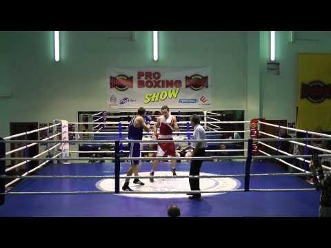 6  81 кг -- Федотов Юрий, Макеевка -- Пилипенко Мирослав, Енакиево (видео)