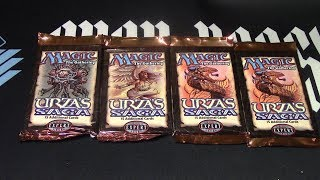 MTG Urza's Saga 4 Booster Opened! Did we win or loose? Opening is always priceless either way!Nerdy Auctions channel https://www.youtube.com/channel/UC-82gAH96ihCB-jvTONjTQgNew gaming channelhttps://www.youtube.com/channel/UClbZtAMqTk_hPLJmGRx1MTgIf you would like the playmat here is the link!http://www.inkedgaming.com/products/openboosters-playmat***************************************Need Boosters like you see on my channel?I don't sell packs but Vintage Magic does!Tell them Openboosters sent you!http://www.vintagemagic.com/Here are Vintage Magic channels and linkshttp://www.facebook.com/vintagemtghttp://www.twitter.com/vintagemtghttp://www.instagram.com/vintagemtghttp://www.youtube.com/gradedmagiccardshttp://www.pinterest.com/vintagemtg