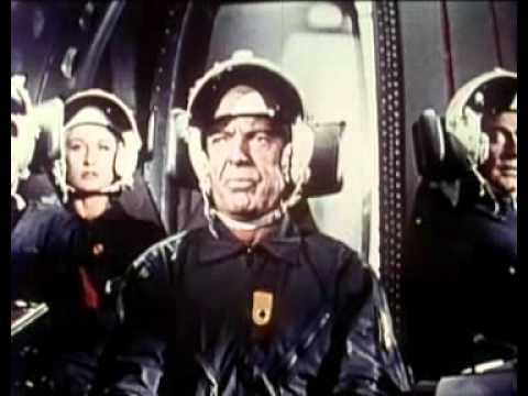 Battle of the Worlds (1961) Claude Rains (Vintage public domain classic sci-fi)