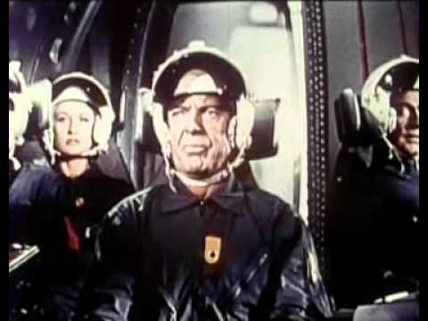 Battle Of The Worlds (1961) Claude Rains (Vintage Public Domain Classic Sci-fi)