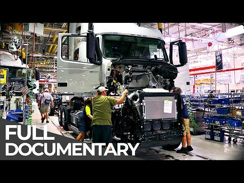 The Making of an American Truck  Exceptional Engineering