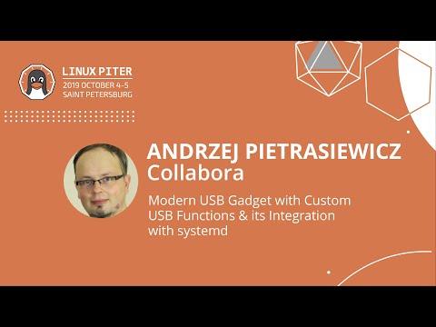 Linux Piter 2019