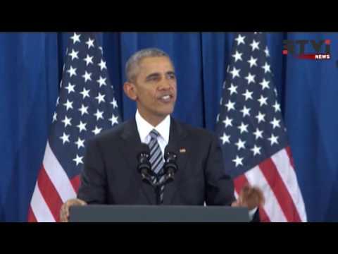 Национальная безопасность США. Обама дал советы Трампу - DomaVideo.Ru