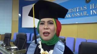 Video (FAJAR TV) Prof DR Mediaty Resmi Jadi Guru Besar Unhas MP3, 3GP, MP4, WEBM, AVI, FLV Desember 2017