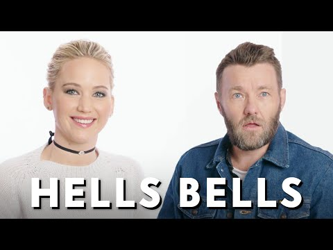 Jennifer Lawrence and Joel Edgerton Teach Kentucky and Aussie Slang | Vanity Fair (видео)