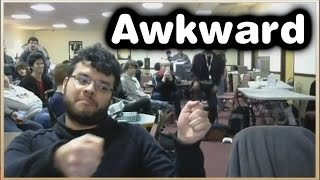 Top 10 Awkward Handshakes/Fist-Bumps