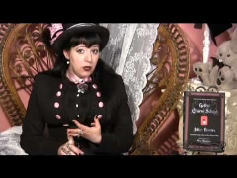 Gothic - The Lady of the Manners of Gothic Charm School tackles that age-old question