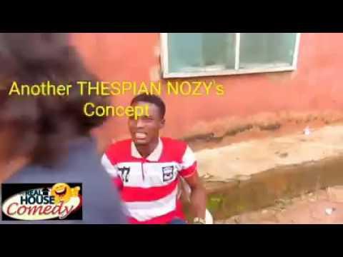 The disturbing side nigga (Nigerian Comedy)