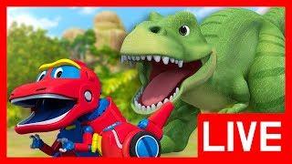 Download Video 🌟고고다이노 공룡탐험대 실시간 | 공룡 | Dino | 3D애니메이션 | 어린이만화 | 연속보기 | 모아보기 | 고고다이노 | 라이브  |  24시간보기🌟 MP3 3GP MP4