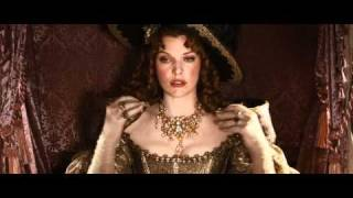 The Three Musketeers 3D - Official Trailer [HD]