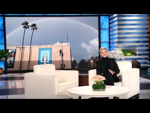 Ellen Pays Tribute to Her Late Father
