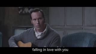 Video The Conjuring 2 - Can't Help Falling in Love With You MP3, 3GP, MP4, WEBM, AVI, FLV Maret 2018