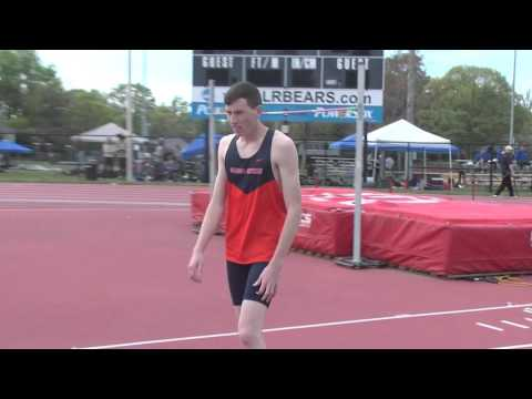 Carson-Newman Track and Field: SAC Track & Field Championships Sights and Sounds 4-22-16