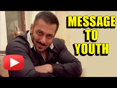 REVEALED : Salman Khan's INSPIRING Thought For Fan