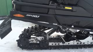 7. SkiDoo Expedition SE 1200 звук выхлопа и пневма
