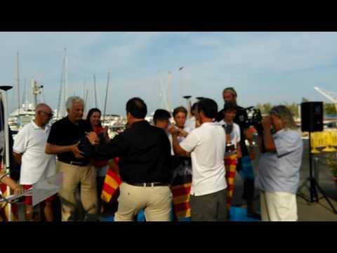 Equipo Optimist CNA, Campeón de España por equipos 2016