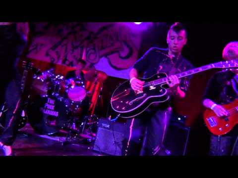 The Pink Pajamas- Swept Aside live at Chop Suey (Album Release)