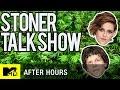 Kristen Stewart & Jesse Eisenberg Hotbox The Stoner Talk Show | MTV After Hours with Josh Horowitz