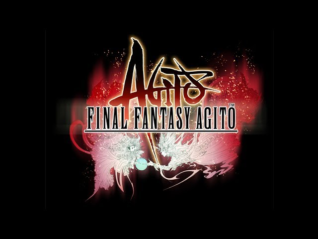 FINAL FANTASY AGITO Announce Trailer