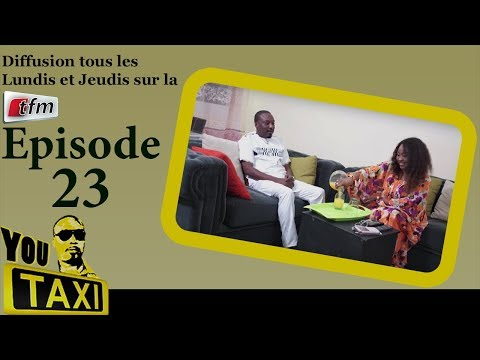 YouTaxi - Episode 23 - 01 Janvier 2018
