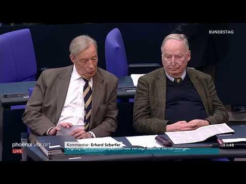 Bundestagsdebatte zur Russlandpolitik am 31.01.19