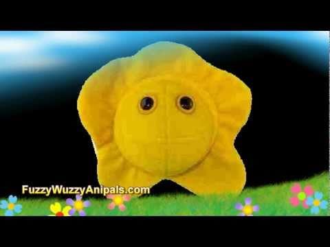 Stuffed Herpes Microbe