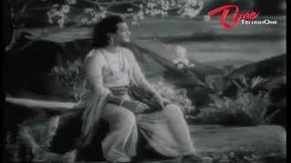 Sri Venkateswara Mahatyam Telugu Movie Songs | Evare Athadevare | NTR | S Varalakshmi | Savithri
