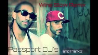 New Remix 2013 Gyptian Wine Slow by Passport DJ's and MarkG