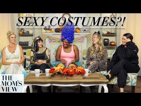 "Costumes - The moms discuss the controversy of ""sexy"" Halloween costumes, trick or treating, and what their little ones are dressing up as this year! Don't miss a video, subscribe to The Moms View!..."