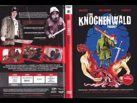 "Mrparka Review's ""Knochenwald Trilogy"" (German Splatter)"