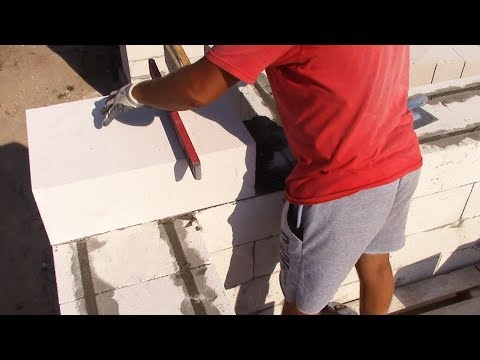 Кран для кладки газоблоков своими руками 5