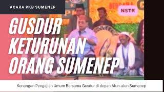 Video Ceramah Gusdur di Sumenep MP3, 3GP, MP4, WEBM, AVI, FLV November 2018
