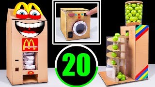 Video TOP 20 Incredible Cardboard Videos in The World MP3, 3GP, MP4, WEBM, AVI, FLV Maret 2019