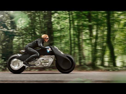 Das Motorrad der Zukunft