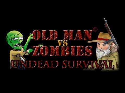 Video of Oldman Vs Zombie survival Lite