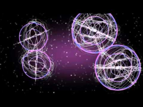 Atoms Version 2: With Energy Effect [1080p 60FPS]