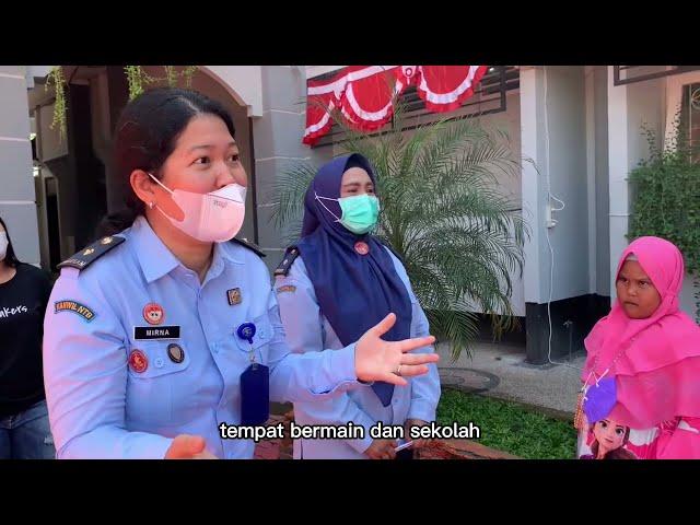 Konten Edukasi Penggunaan Masker dan Vaksin Pada Anak