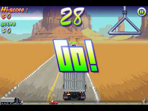 Truckers Delight: Episode 1 by Mobigame - iPhone game (видео)
