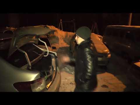 МП Сливали бензин на ул Упита #5